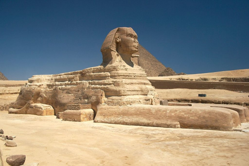 photo of The Great Sphinx