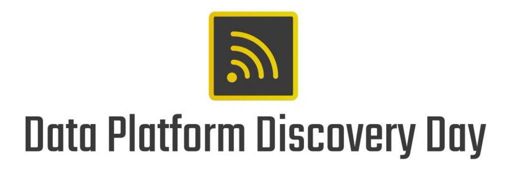 Data Platform Discovery Day Logo